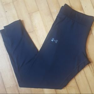 Under Armour coldgear athletic pants leggings M